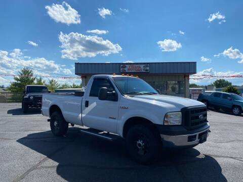 2006 Ford F-250 Super Duty for sale at FIESTA MOTORS in Hagerstown MD