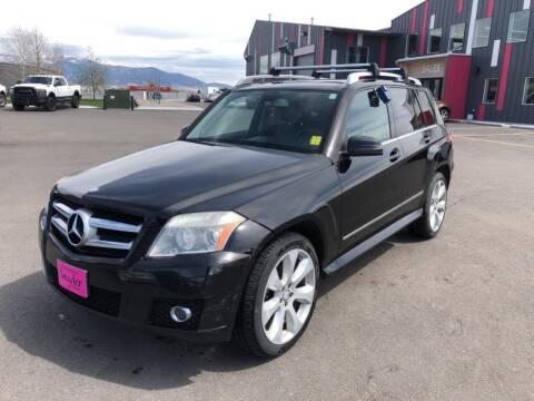 2010 Mercedes-Benz GLK for sale at Snyder Motors Inc in Bozeman MT