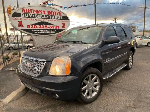 2008 GMC Yukon for sale at Arizona Drive LLC in Tucson AZ