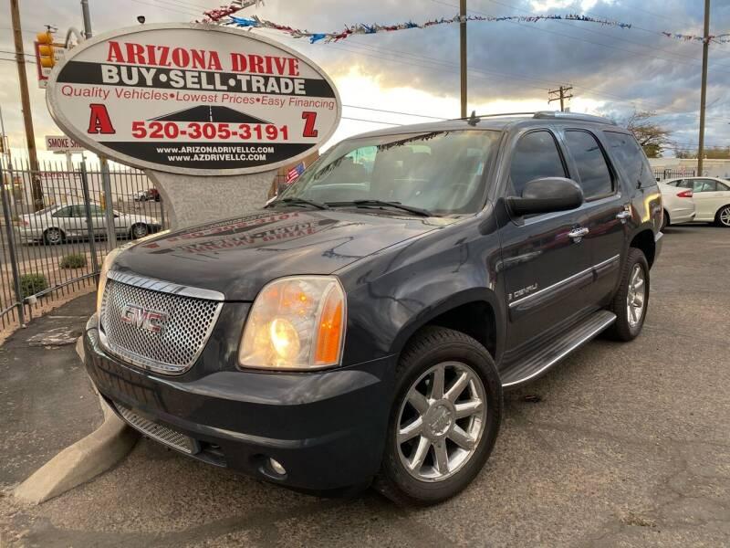 2008 GMC Yukon for sale at Arizona Drive LLC in Tucson AZ