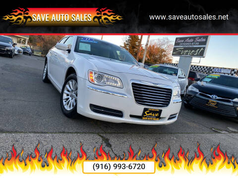 2011 Chrysler 300 for sale at Save Auto Sales in Sacramento CA