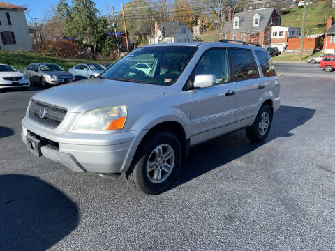 2005 Honda Pilot for sale at KP'S Cars in Staunton VA