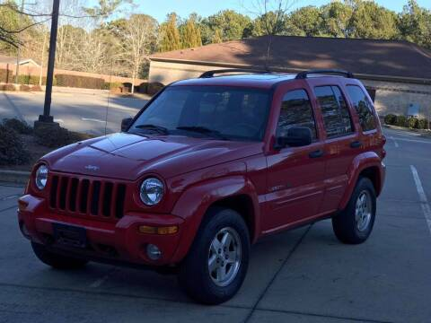 2003 Jeep Liberty for sale at Two Brothers Auto Sales in Loganville GA