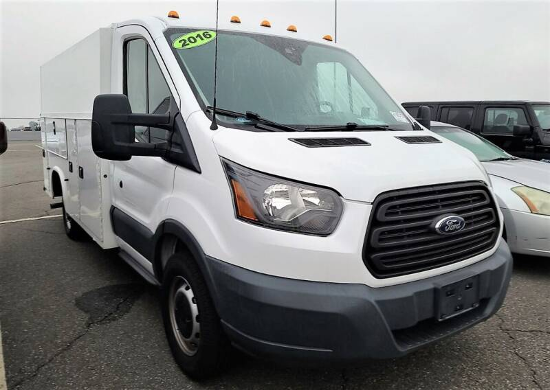 2016 Ford Transit Cutaway for sale at KA Commercial Trucks, LLC in Dassel MN