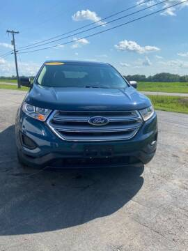 2016 Ford Edge for sale at Wildfire Motors in Richmond IN