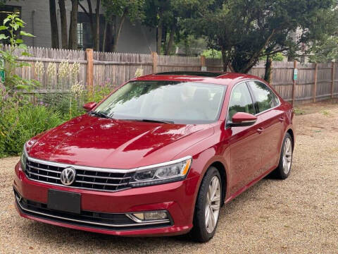 2018 Volkswagen Passat for sale at Beverly Farms Motors in Beverly MA