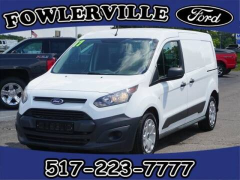 2017 Ford Transit Connect Cargo for sale at FOWLERVILLE FORD in Fowlerville MI
