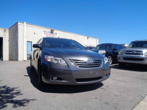 2007 Toyota Camry for sale at ACH AutoHaus in Dallas TX