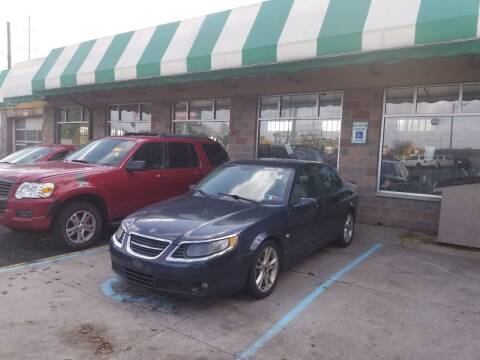 2007 Saab 9-5 for sale at Five Star Auto Center in Detroit MI