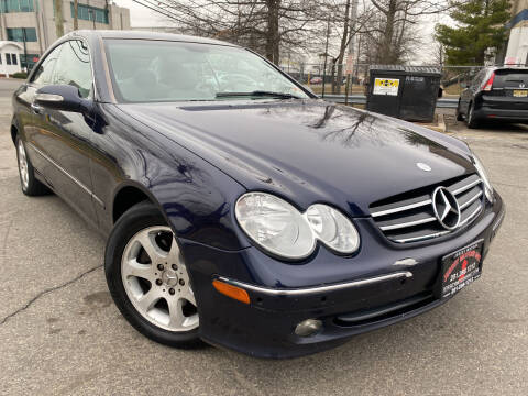 2003 Mercedes-Benz CLK for sale at JerseyMotorsInc.com in Teterboro NJ
