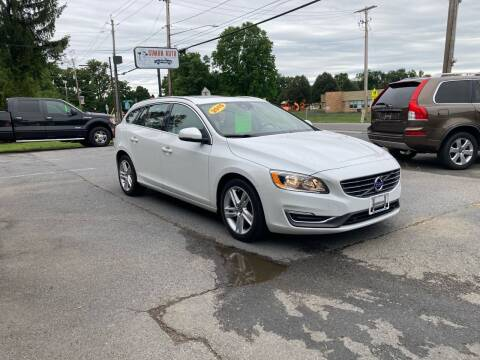 2015 Volvo V60 for sale at JERRY SIMON AUTO SALES in Cambridge NY