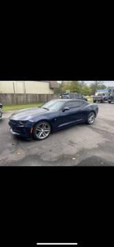 2016 Chevrolet Camaro for sale at Auto Group South - Boyette Auto Sales in Covington LA