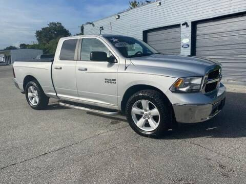 2013 RAM Ram Pickup 1500 for sale at ARENA AUTO SALES,  INC. in Holly Hill FL