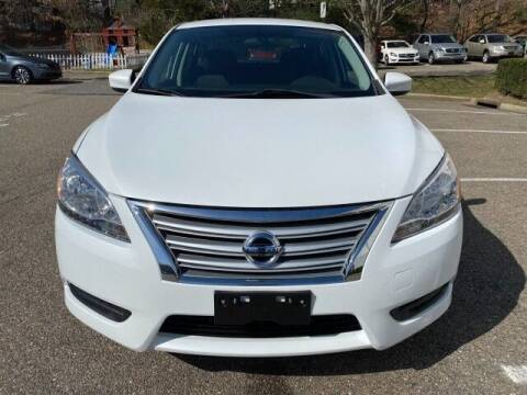 2014 Nissan Sentra for sale at Select Auto in Smithtown NY