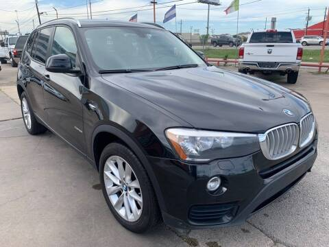 2015 BMW X3 for sale at JAVY AUTO SALES in Houston TX
