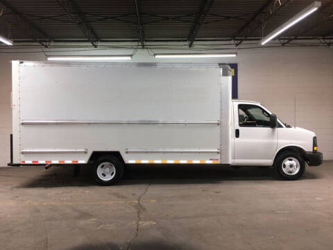 2016 GMC Savana Cutaway for sale at DKR Trucks in Arlington TX