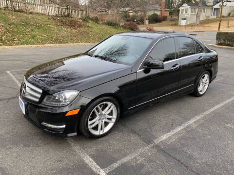 2013 Mercedes-Benz C-Class for sale at Car World Inc in Arlington VA