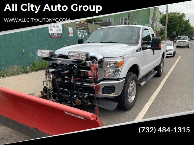 2011 Ford F-250 Super Duty for sale at All City Auto Group in Staten Island NY