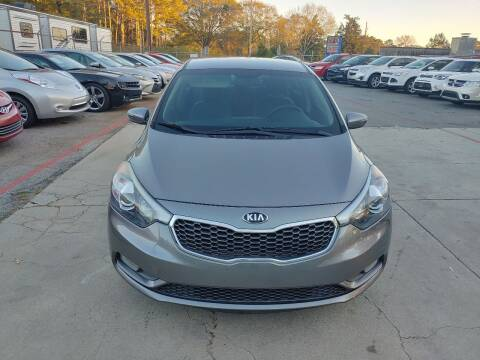2016 Kia Forte for sale at Adonai Auto Broker in Marietta GA