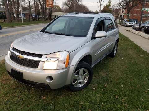 2008 Chevrolet Equinox for sale at RBM AUTO BROKERS in Alsip IL