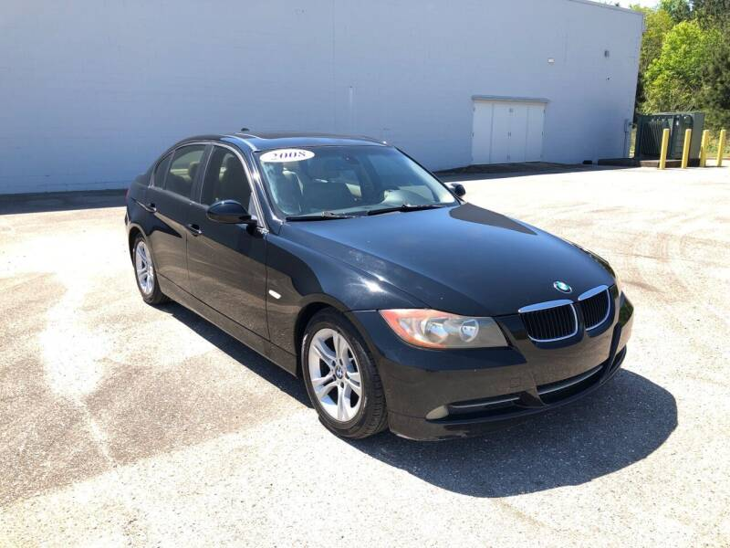 2008 BMW 3 Series for sale at Access Motors Co in Mobile AL