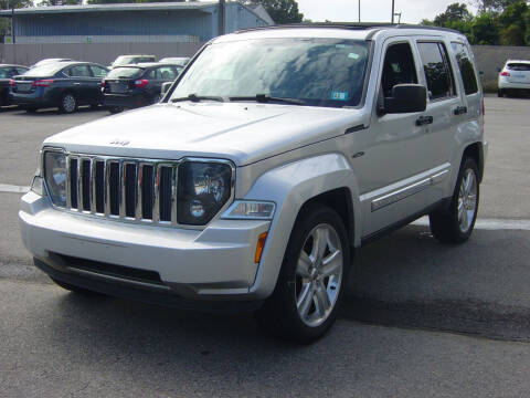 2012 Jeep Liberty for sale at North South Motorcars in Seabrook NH