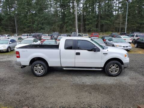 2005 Ford F-150 for sale at WILSON MOTORS in Spanaway WA