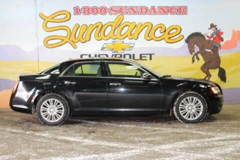 2014 Chrysler 300 for sale at Sundance Chevrolet in Grand Ledge MI