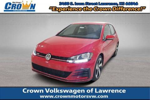 2020 Volkswagen Golf GTI for sale at Crown Automotive of Lawrence Kansas in Lawrence KS