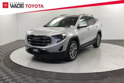 2018 GMC Terrain for sale at Stephen Wade Pre-Owned Supercenter in Saint George UT