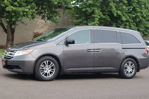 2012 Honda Odyssey for sale at Beaverton Auto Wholesale LLC in Hillsboro OR