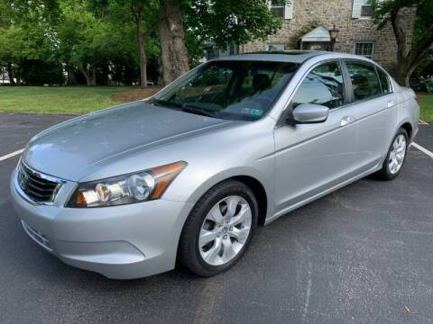 2009 Honda Accord for sale at On The Circuit Cars & Trucks in York PA