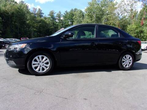 2013 Kia Forte for sale at Mark's Discount Truck & Auto Sales in Londonderry NH