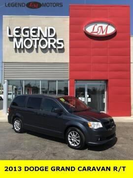 2013 Dodge Grand Caravan for sale at Legend Motors of Ferndale in Ferndale MI