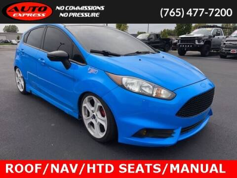 2014 Ford Fiesta for sale at Auto Express in Lafayette IN