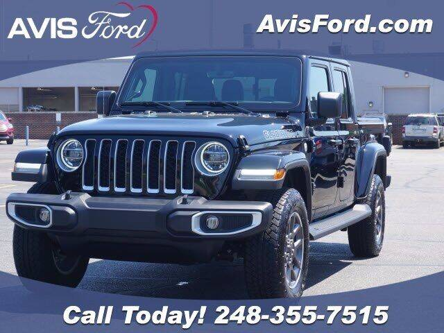 2020 Jeep Gladiator for sale at Work With Me Dave in Southfield MI