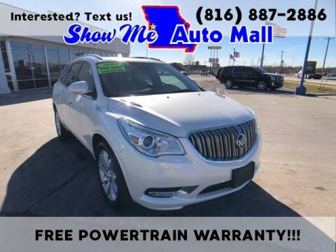 2014 Buick Enclave for sale at Show Me Auto Mall in Harrisonville MO