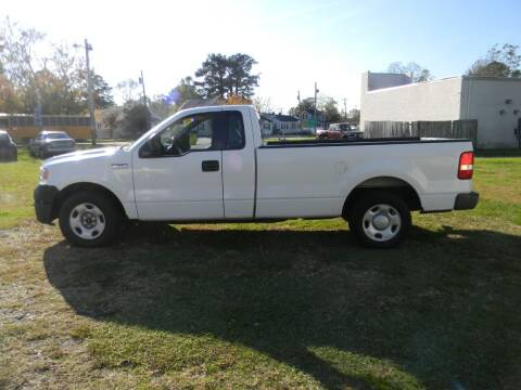 2006 Ford F-150 for sale at SeaCrest Sales, LLC in Elizabeth City NC