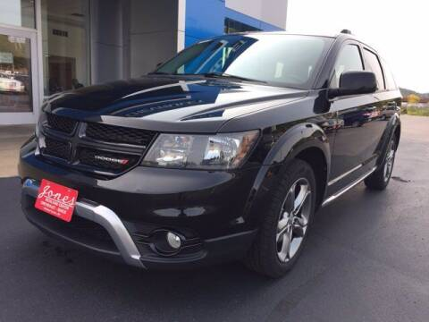 2017 Dodge Journey for sale at Jones Chevrolet Buick Cadillac in Richland Center WI