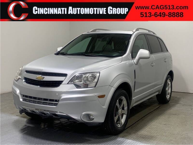 2012 Chevrolet Captiva Sport for sale at Cincinnati Automotive Group in Lebanon OH