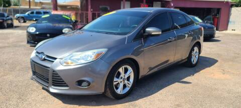 2014 Ford Focus for sale at Fast Trac Auto Sales in Phoenix AZ