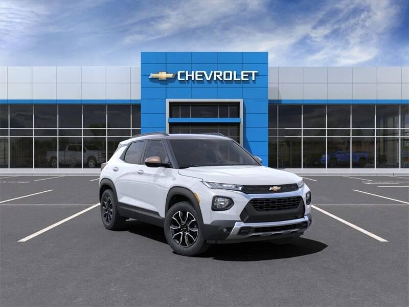 2021 Chevrolet TrailBlazer for sale in Royal Oak, MI