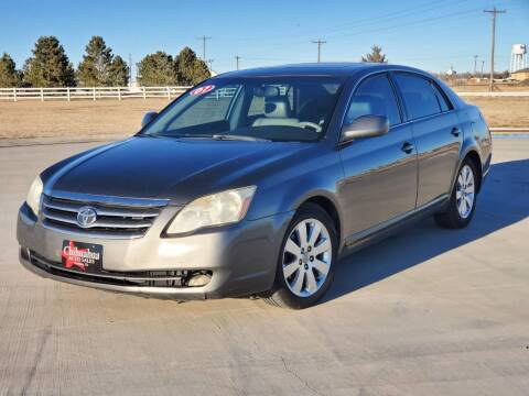 2007 Toyota Avalon for sale at Chihuahua Auto Sales in Perryton TX
