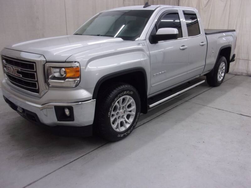 2015 GMC Sierra 1500 for sale at Paquet Auto Sales in Madison OH