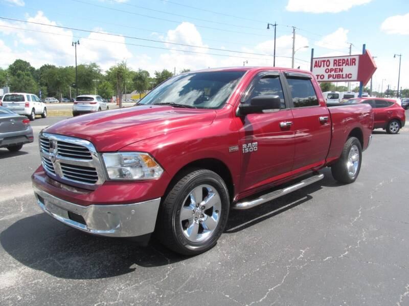 2014 RAM Ram Pickup 1500 for sale at Blue Book Cars in Sanford FL