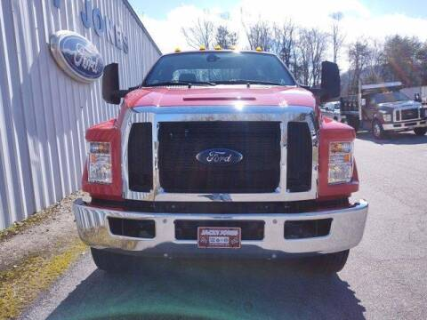 2021 Ford F-750 Super Duty for sale at CU Carfinders in Norcross GA