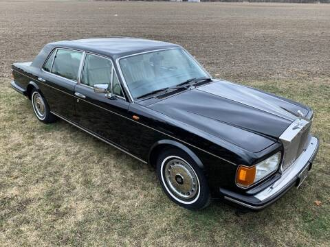 1995 Rolls-Royce Silver Spur for sale at Park Ward Motors Museum - Park Ward Motors in Crystal Lake IL