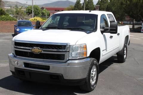 2011 Chevrolet Silverado 2500HD for sale at Motor City Idaho in Pocatello ID