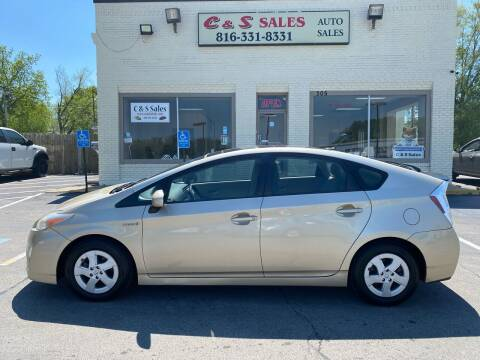 2010 Toyota Prius for sale at C & S SALES in Belton MO