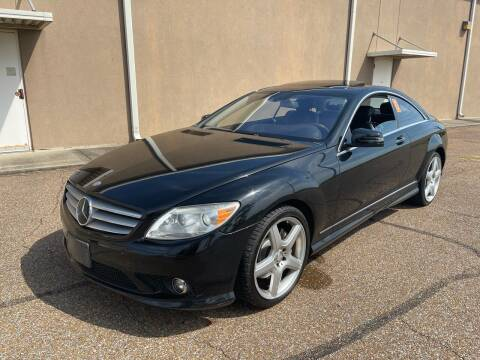 2010 Mercedes-Benz CL-Class for sale at The Auto Toy Store in Robinsonville MS
